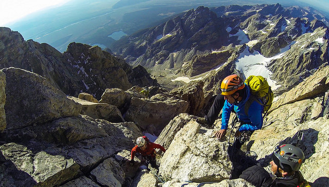 Must Try GoPro Outdoor Ideas - Mountain Climbing