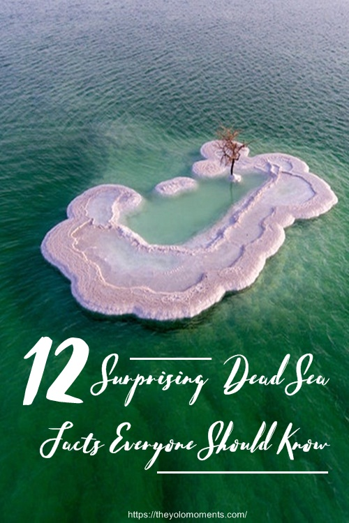 Surprising Dead Sea Facts Everyone Should Know - Travel Facts and Travel Guide