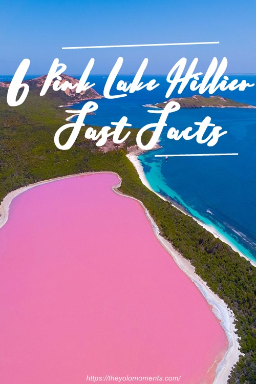Pink Lake Hillier Fast Facts - Travel Facts and Travel Guide