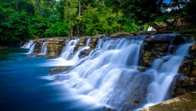 Enchanting Surigao del Sur Philippines Photo - Tinuyuan Falls Bislig