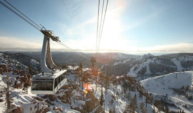 North America Ski Resorts Destination 2016 You Should Visit - Squaw Valley Resort