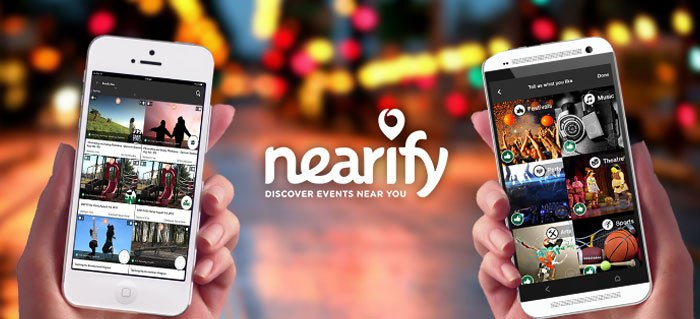 Top 5 Free Download Travel Apps 2016 - Nearify Travel Mobile App