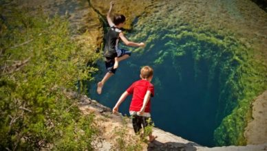8 Mysterious Facts About Jacobs Well In Texas Hill Country