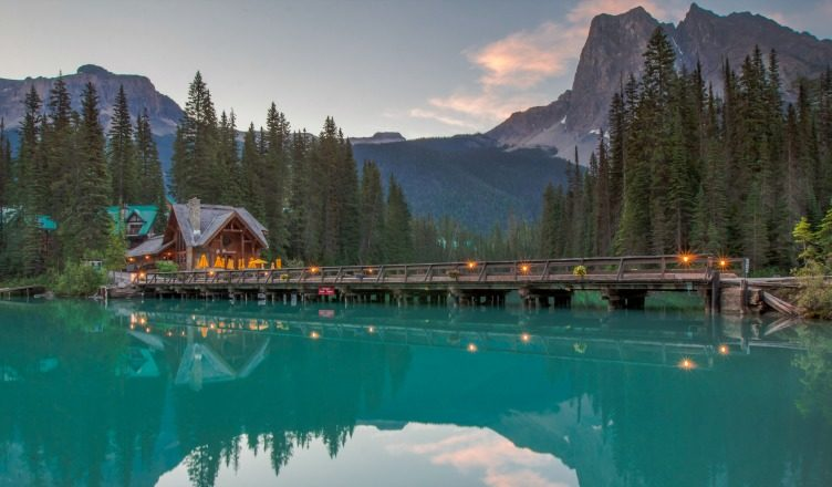Emerald Lake Lodge, Yoho National Park, BC, Canada - Robert Bellefleur