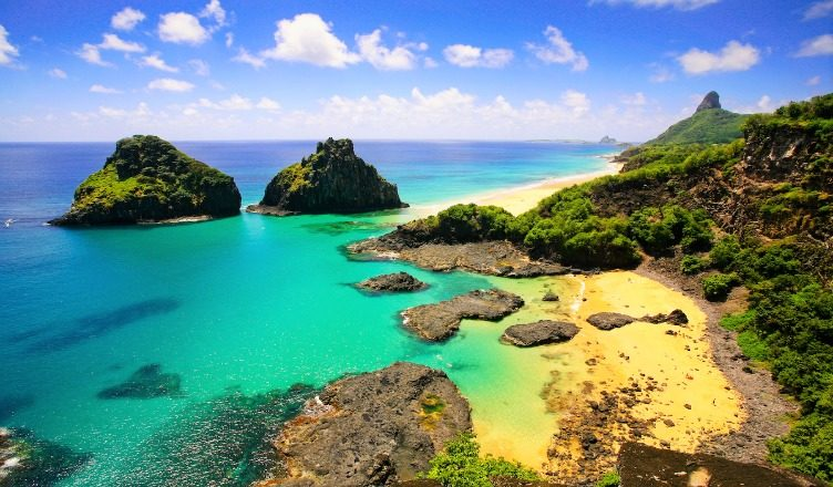 Baia do Sancho - Fernando de Noronha, Brazil - 2017 World Top 10 Beaches According To TripAdvisor