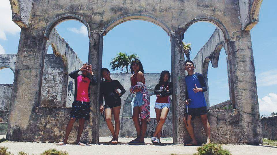 Bantayan Island Travel Guide - The Ruins