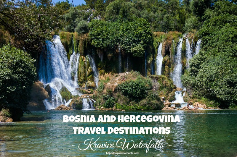 Bosnia and Hercegovina Travel Destinations You Shouldn't Miss - Kravice Waterfalls