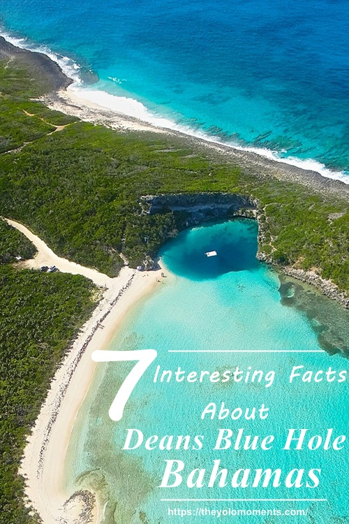 Facts About Deans Blue Hole Bahamas - Travel Facts Guide - Photo Credits Bahamas Best Real Estate
