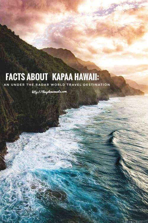 Facts About Kapaa Hawaii - Nā Pali Coast State Park