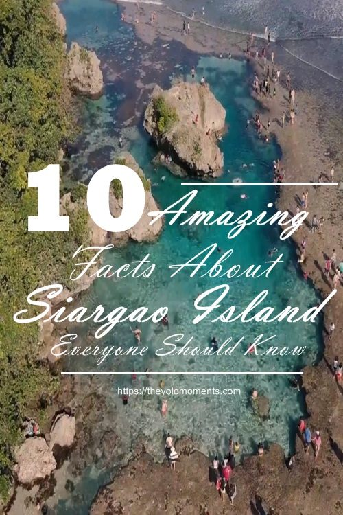Facts About Siargao Island - Surigao Del Norte Philippines