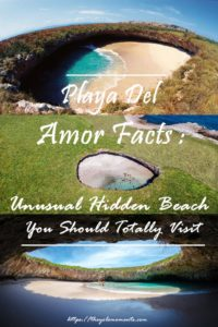 Playa Del Amor Facts - Hidden Beach Mexico Marieta Island Facts - The Yolo Moments