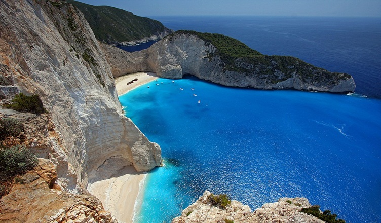 Zakynthos Navagio ShipWreck Beach - Travel Guide Facts