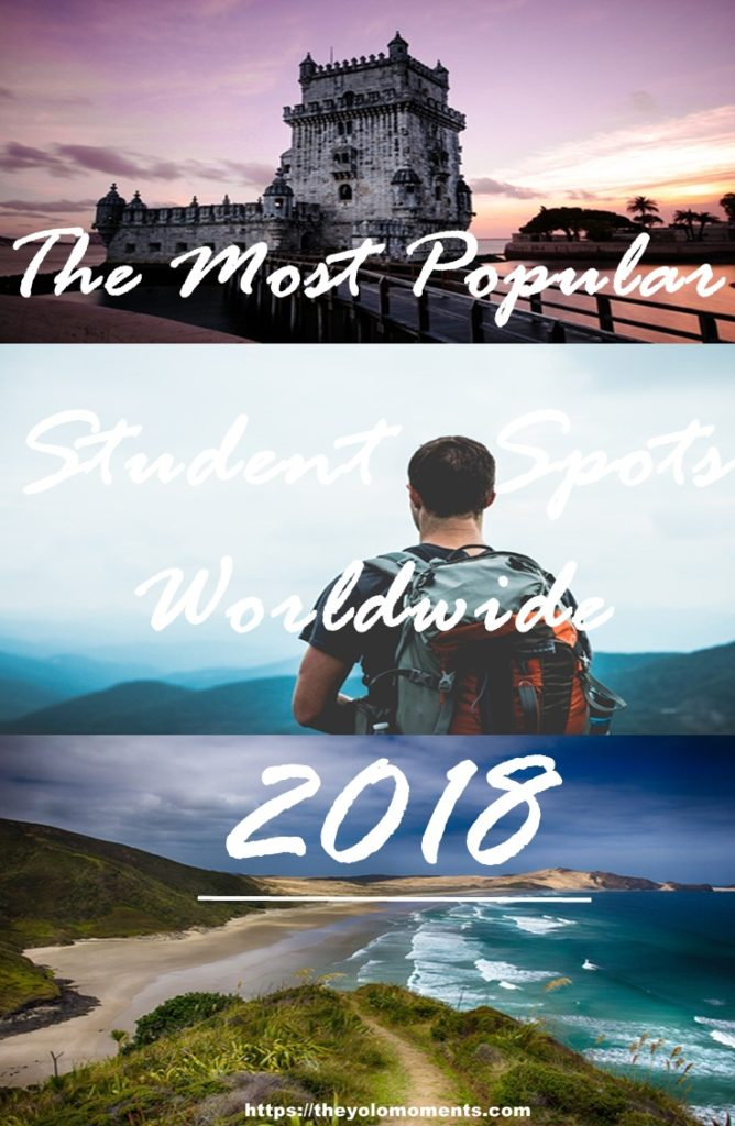 The Most Popular Student Spots Worldwide 2018 - Travel Guide