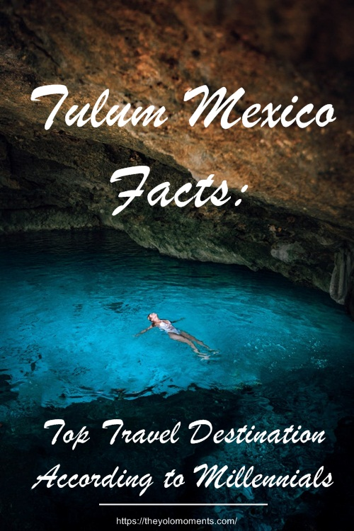 Tulum Mexico Facts - Tourist Destination Attraction Travel Guide