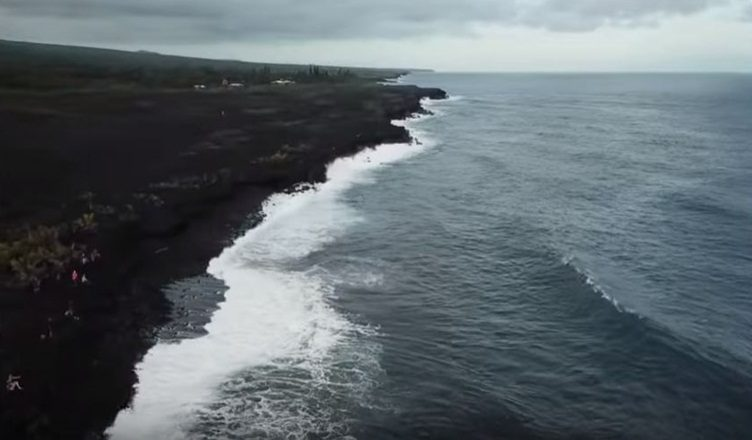 Kaimu, Hawaii - World's Most Beautiful Black Sand Beaches