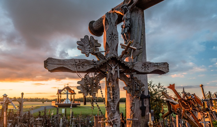 Facts About Hill of Crosses Lithuania